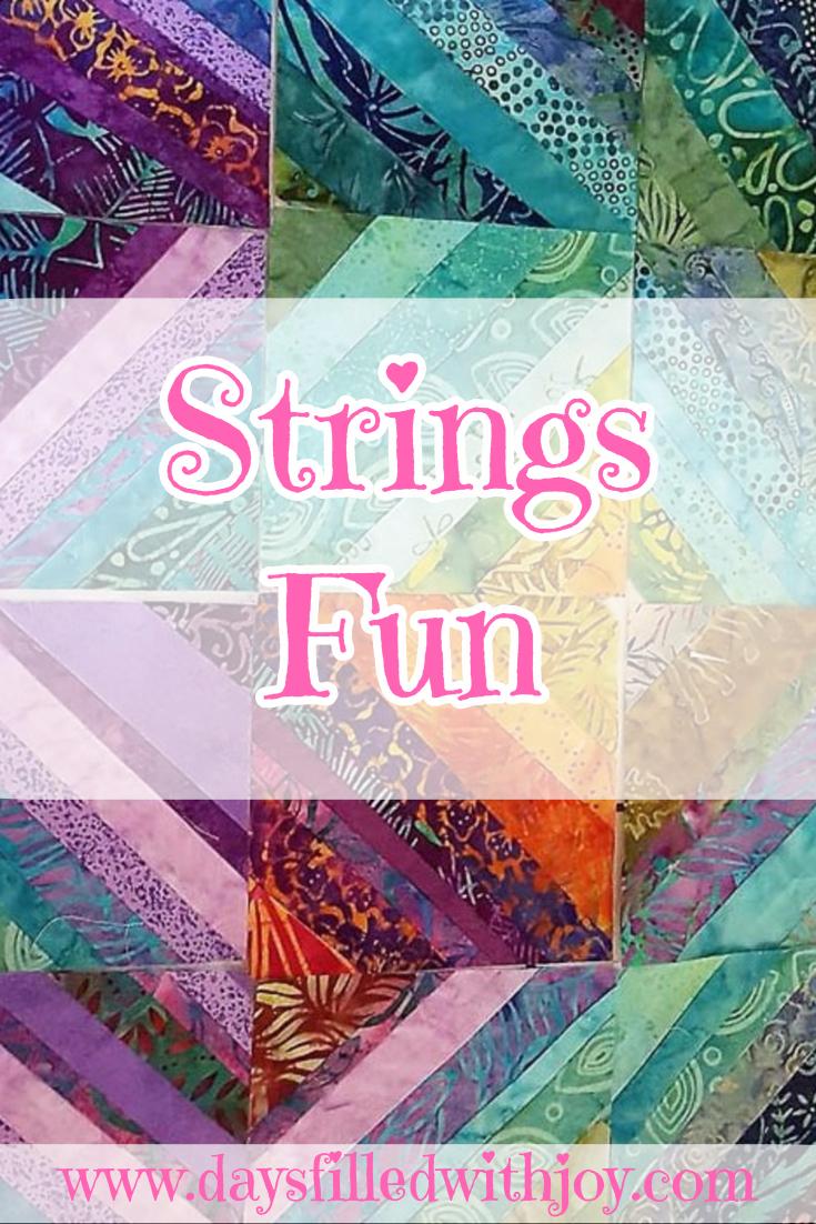 Strings Fun Day