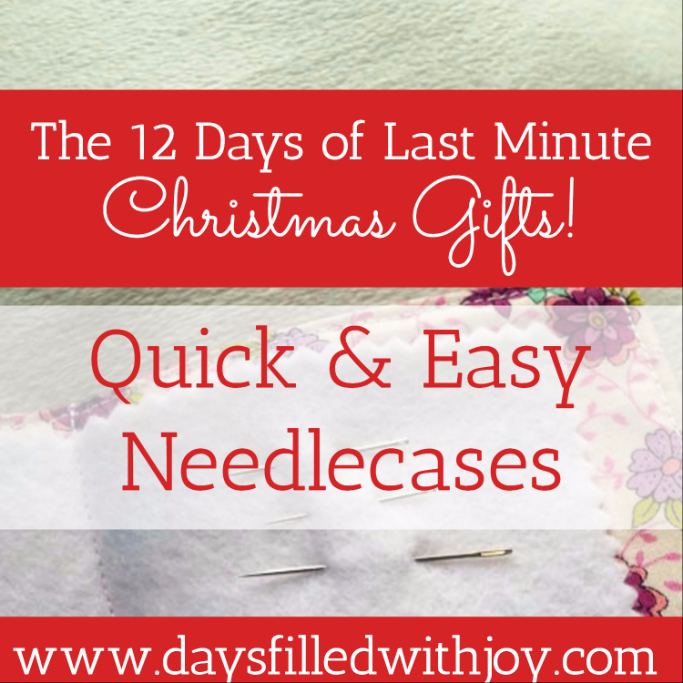 Quick and Easy Needlecases