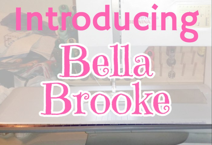 Introducing Bella Brooke