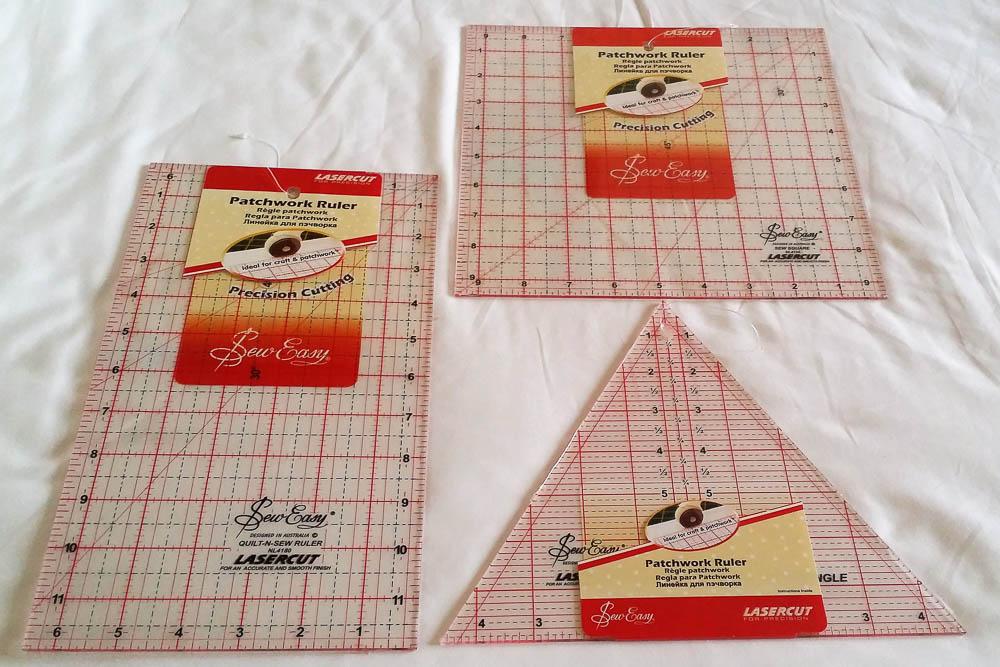 Sew Easy Rulers