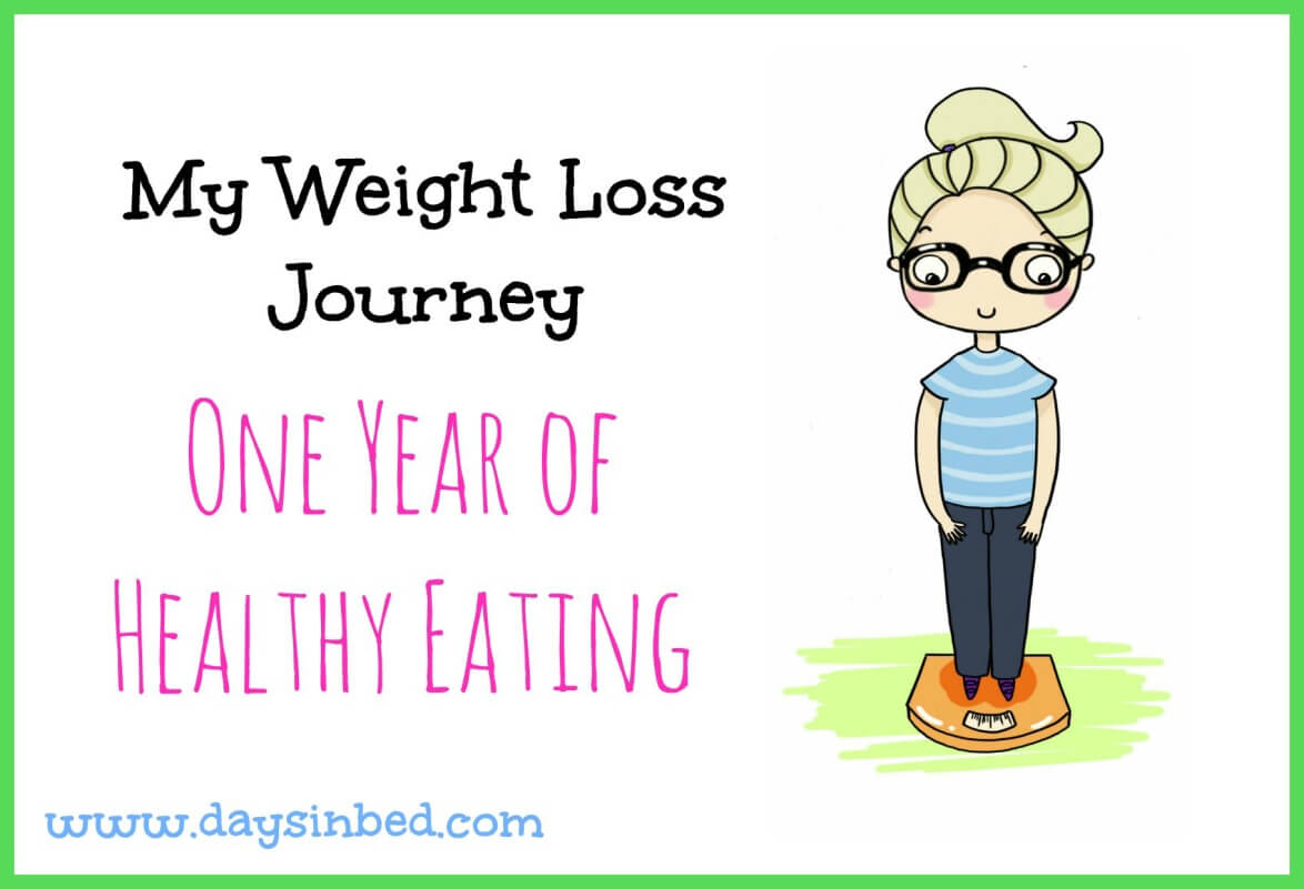 My Weight Loss Journey One Year Of Healthy Eating The