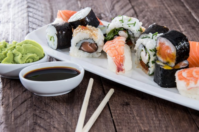 International Sushi Day (18th June) | Days Of The Year