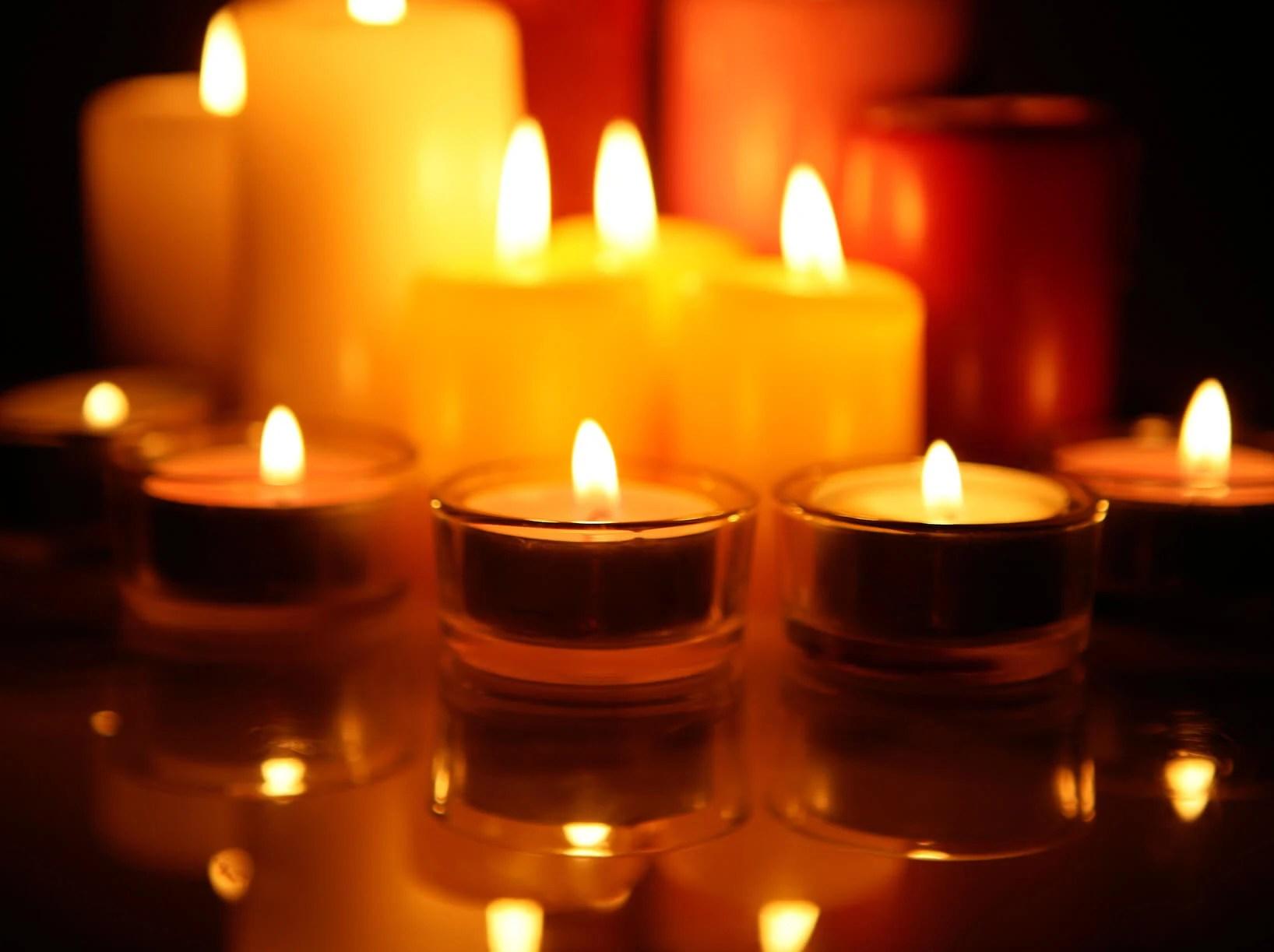 worldwide candle lighting day 13th