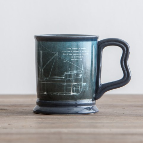 Noble Man - Pillar Mug