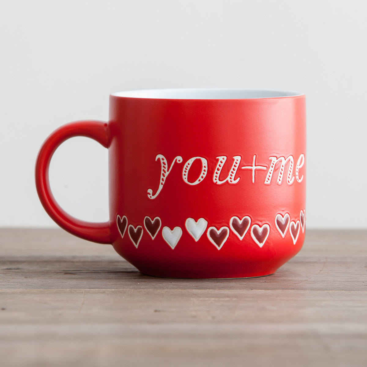 You + Me - Jumbo Mug