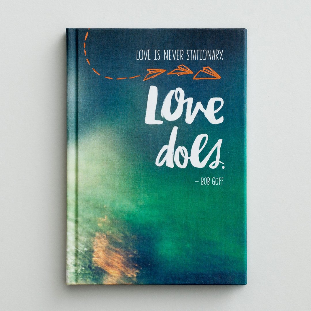 Love Does - Christian Journal