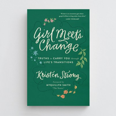 Kristen Strong - Girl Meets Change
