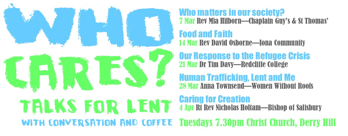 Lent Lectures Ad 2