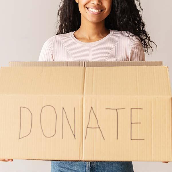 Non-cash Donations