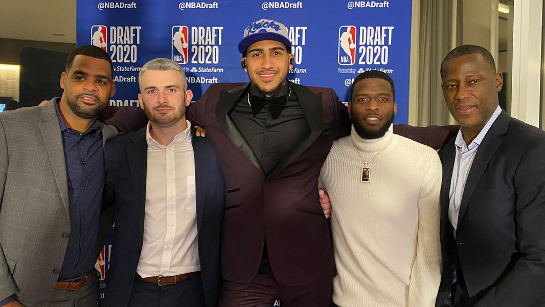 NBA Draft: Obi Toppin wants to put New York Knicks 'back on the map'
