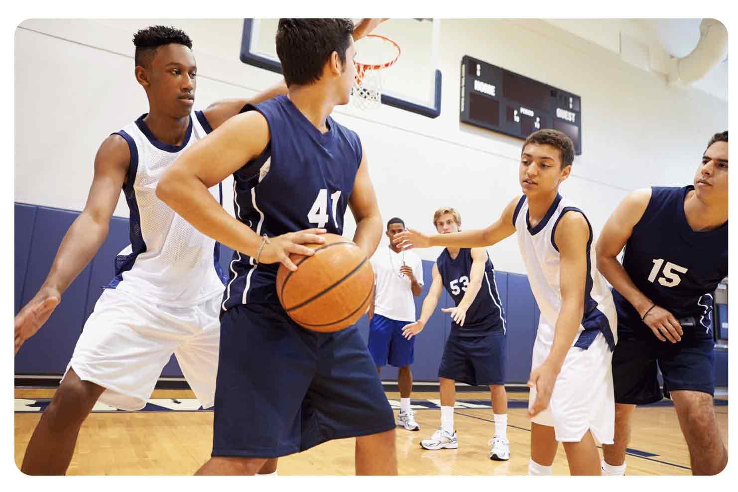 Youth Basketball Dayton
