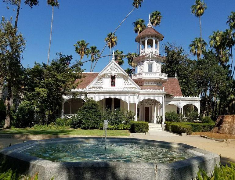 Arcadia Day Trip Los Angeles County Arboretum And Botanic