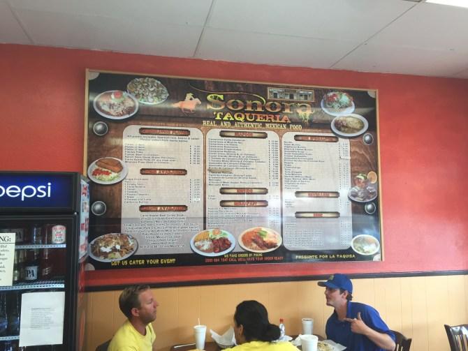 Sonora Taqueria - Mexican Fast Food