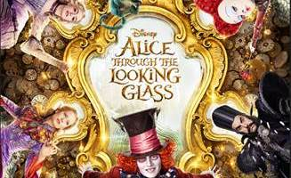 Last night you lost an hour to #DaylightSavingsTime Don't Waste Anymore Time And Check Out This Alice Through The Looking Glass Clip #DisneyAlice