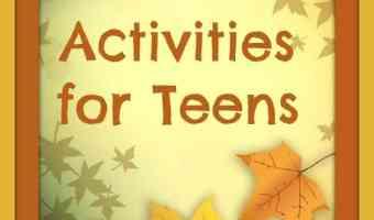 Fall Activities For Tweens