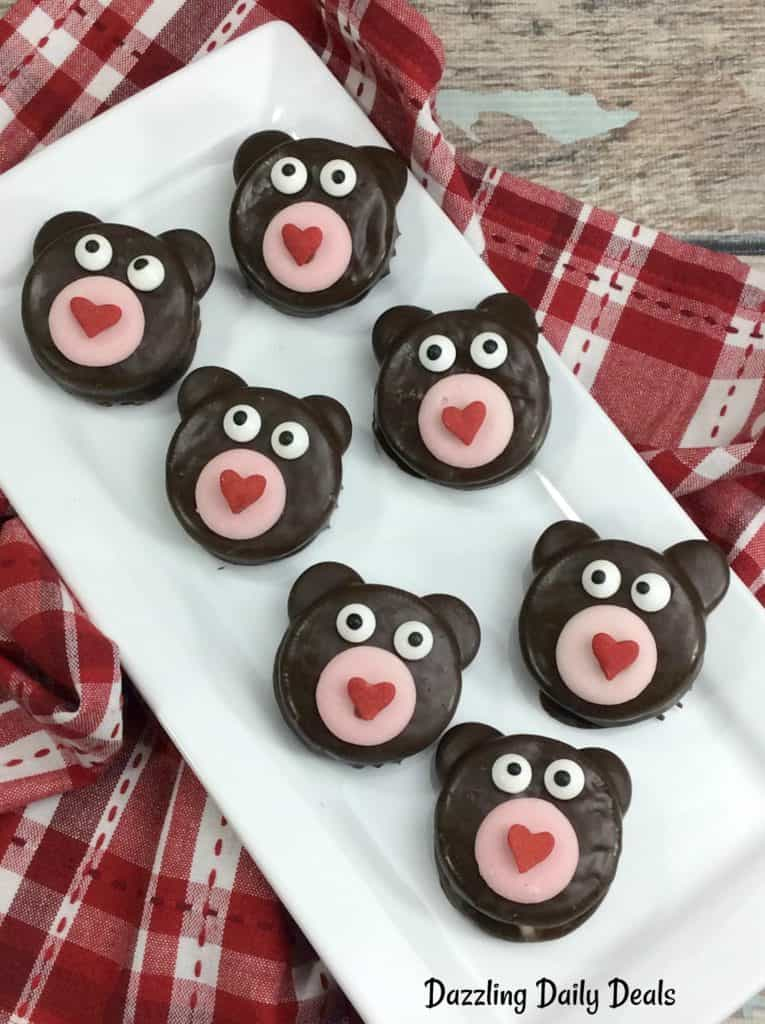 Sweetheart Oreo Bear Cookies Recipe Dazzling Daily Deals