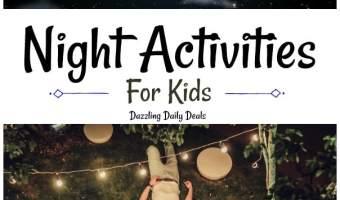 Night Activities for Kids