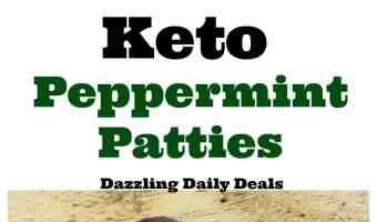 Easy Keto Peppermint Patties