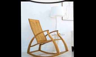 Aria Teak Rocker From Westminster Teak #Giveaway