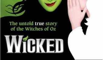 Get Your Pre-Sale Tickets For Wicked In Portland #BroadwayinPortland