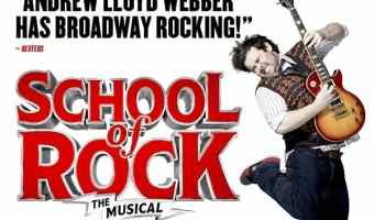 School of Rock – IS COMING TO PORTLAND OPENING MAY 21 AT KELLER AUDITORIUM #BroadwayInPortland