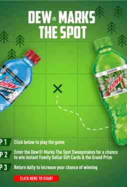 """What Will You """"Dew"""" This Summer #DewMarksTheSpot #ad"""