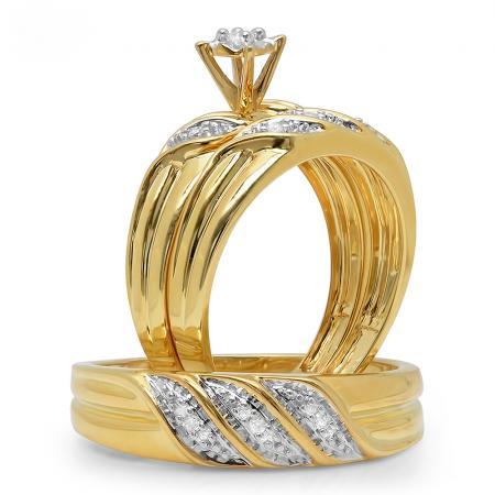 affordable wedding rings for men women