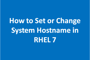 Cannot mount NFS share in RHEL 7: wrong fs type, bad option