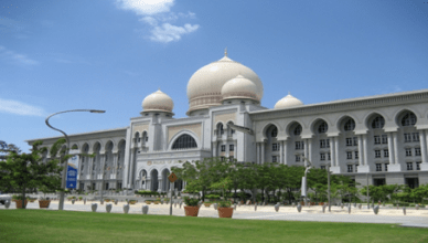 Palace of Justice, Malaysia