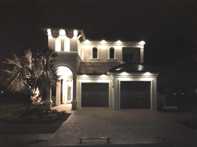 exterior lighting gallery flagler