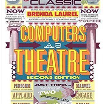 Review of 'Computers as Theatre'