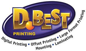 DBEST Printing Cincinnati Logo