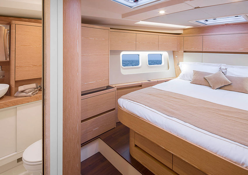 Yacht Charter Italy Brought To The Next Level Hanse 588