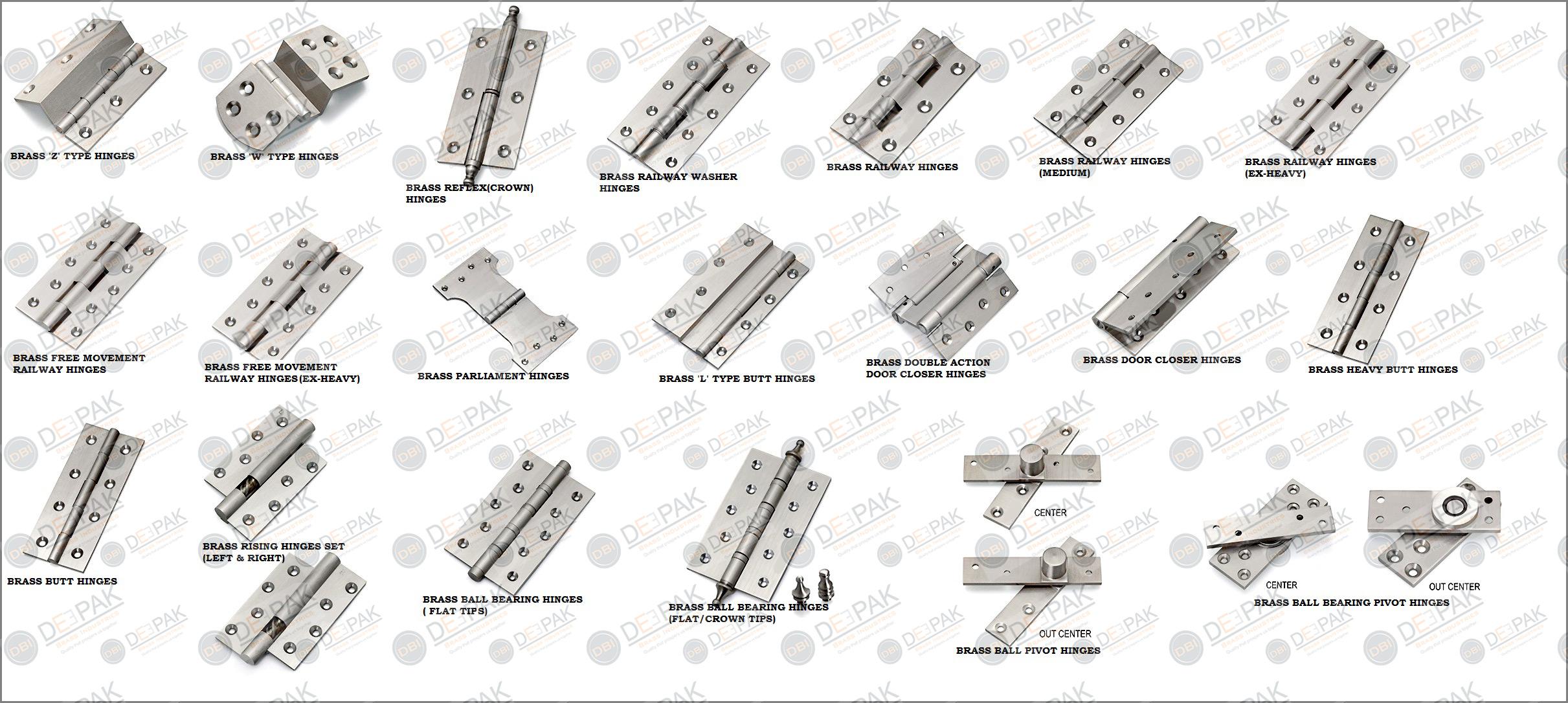 Hardware Architectural Builder Hardware