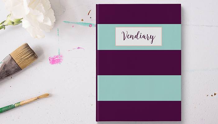 Vendiary | Designed by Laura