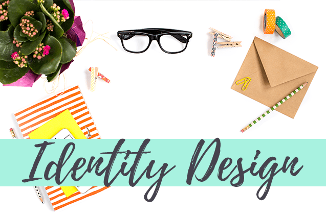Designed by Laura | Identity Design Services