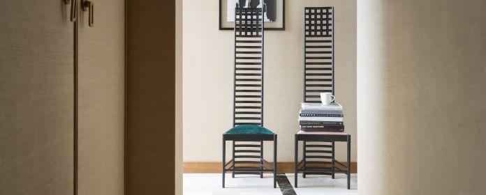Hill House chair, Charles Rennie Mackintosh (Cassina)