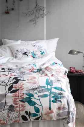 spavaća soba H&M home - posteljina