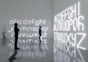 Alphabet of lights, dizajn: BIG Architects, Artemide