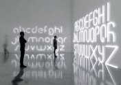 Alphabet of lights, dizajn: BIG Architects, Artemide