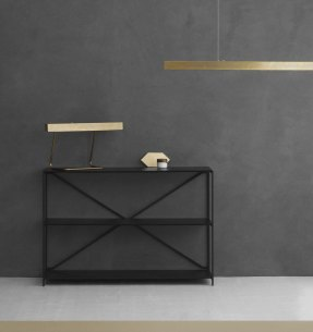 Stolna svjetiljka Copper lighting, Anour (Arash Nourinejad).