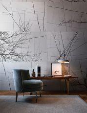 Wall&Deco, tapete Bois dHiver, Lorenzo De Grandis