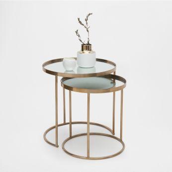 set od 2 stola, prije 999 kn, sada 899 kn, Zara Home