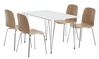 set stol i stolice, prije 2015, sada 1345 kn, Jysk
