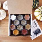 set od 6 posudica za začine, Gneiss Spice, 65$, fab.com