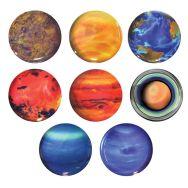 tanjuri planeti, set od 8, The Unemployed Philosophers Guild, 38$, Fab.com