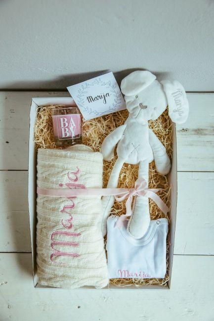 Svijeće Vatovac - Poklon paket Welcome Baby