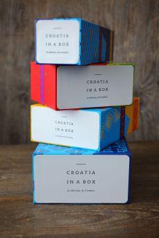 Croatia in a Box / Maja Danica Pečanić