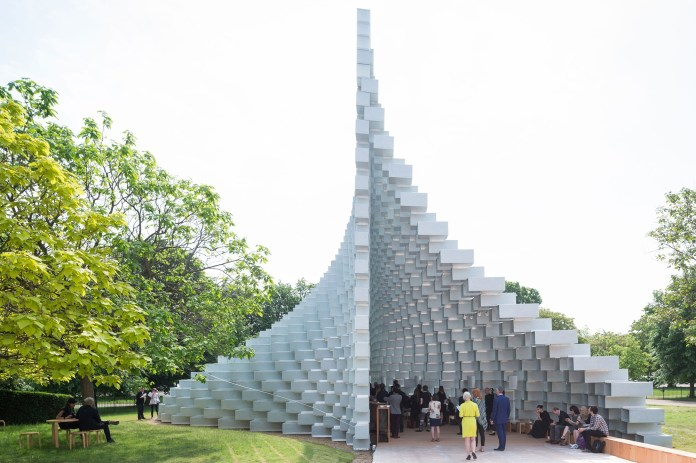 Iwan Baan / Serpentine Pavilion 2016, London