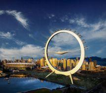 Experimental - RUFproject - Eine Phantastische Kunstwerk, Vancouver, Canada / RUFproject